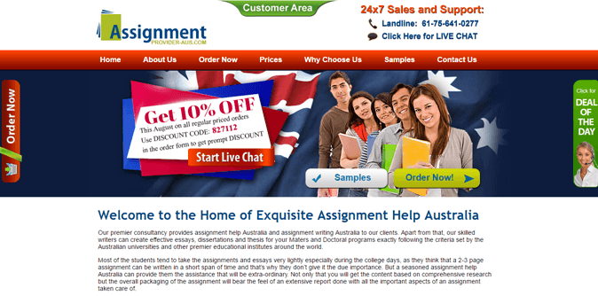 assignmentprovider-aus.com review