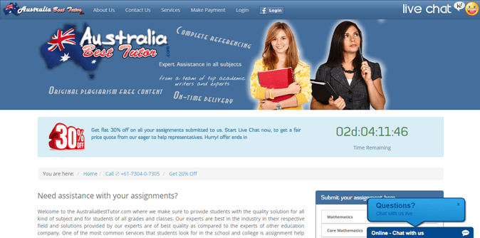 australiabesttutor.com review