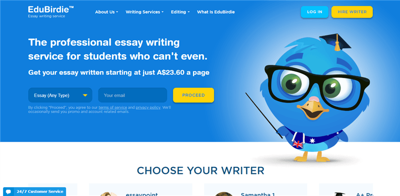 Top Australian Writing Services of 2017 - Rankings & Reviews