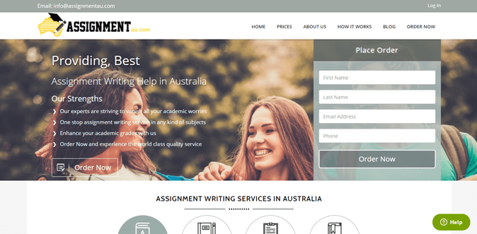assignmentau.com review