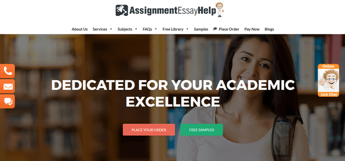 Assignmentessayhelp.com review – Rated 2.2/10