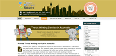 Australia.thesiswritingservice.com review – Rated 1.9/10