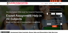 Australianassignmenthelp.com review – Rated 3.4/10