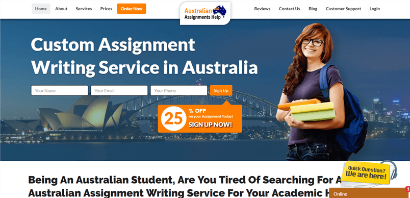 australianassignmentshelp.com review