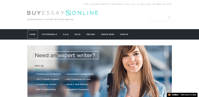 top n writing services of rankings reviews buyessayonline org review rated 4 6 10
