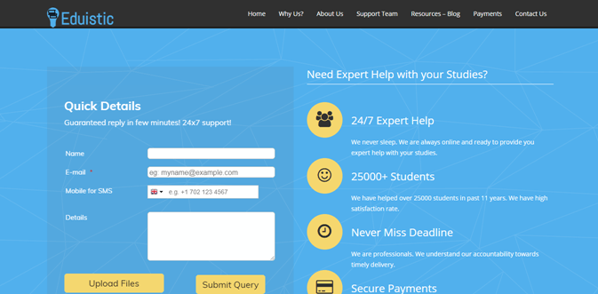 Eduistic.com review – Not Rated