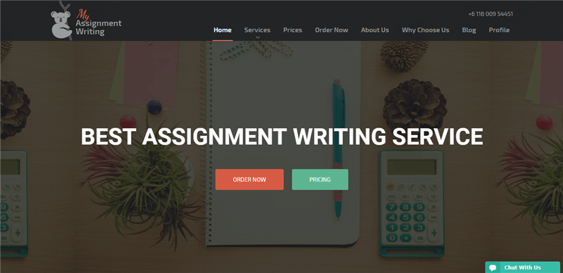 Myassignmentwriting.com.au review – Rated 5.3/10