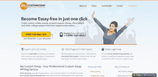 Mycustomessay.com review – Rated 3.9/10