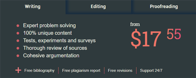 my homework done pricing and features