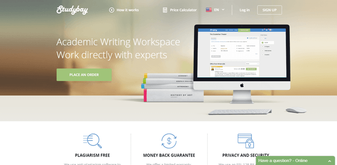 Studybay.com review – Rated 5.2/10
