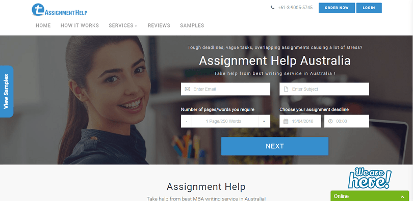Totalassignmenthelp.com review – Rated 5.5/10